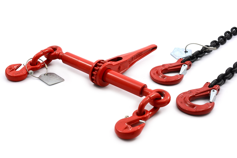 Juegos de cadena + tensor - en 2 partes - G8