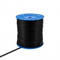 Rollos de cinta negra