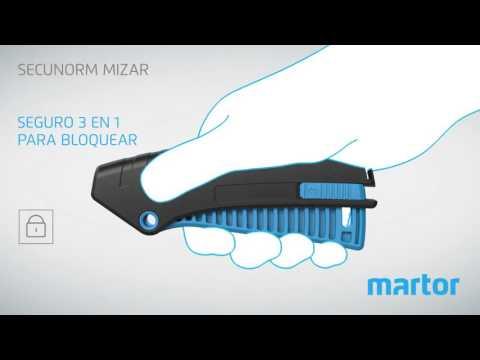 Cómo utilizar el Secunorm Mizar?