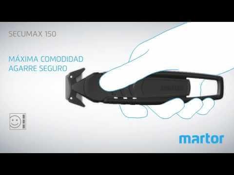 Cómo utilizar el Secumax 150?
