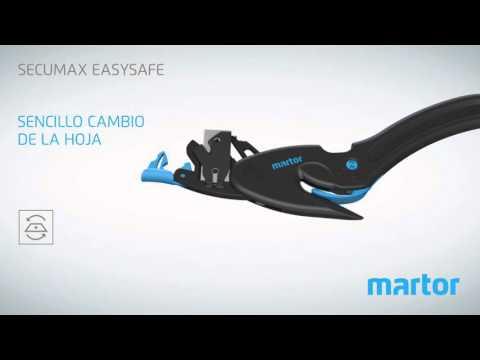 Cómo utilizar el Secumax Easysafe?