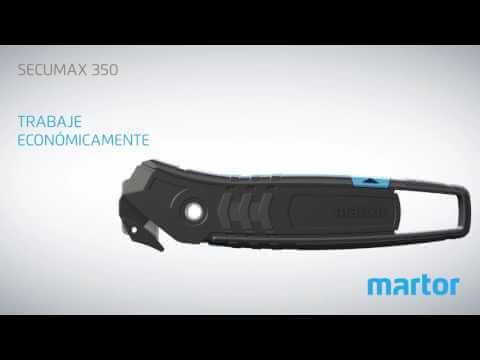 Cómo utilizar el Secumax 350?