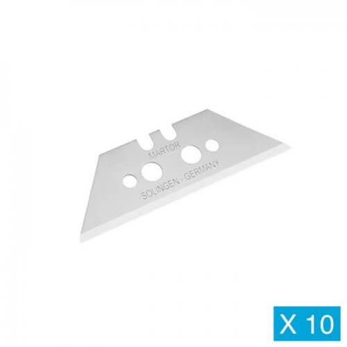 MARTOR Reservemesje inox voor Secupro 625, Megasafe en Maxisafe