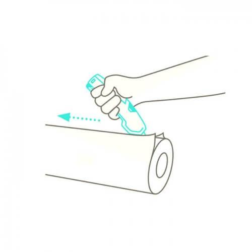 Cortes de fuerza son un juego de niños con este cuchillo de pinza ergonómico