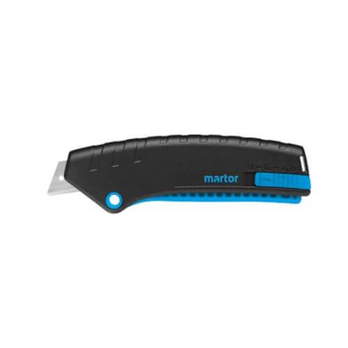 Martor Mizar: cuchillo de seguridad ergonómico.