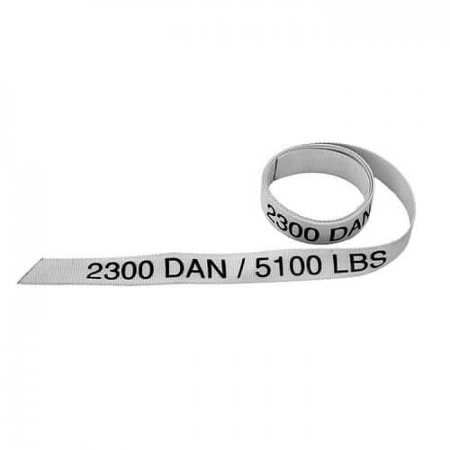 lashing band wit - 32 mm 2300 daN