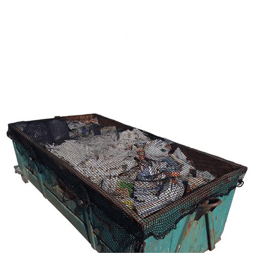 Red de protección de contenedor