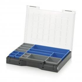 Assortimentsbox met toebehoren 35 x 29,5 cm>