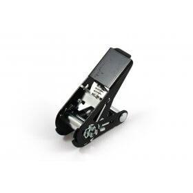 Zwarte Metaltis mini ratel>