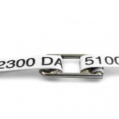 Hebilla de trincaje para cinta de 32 mm